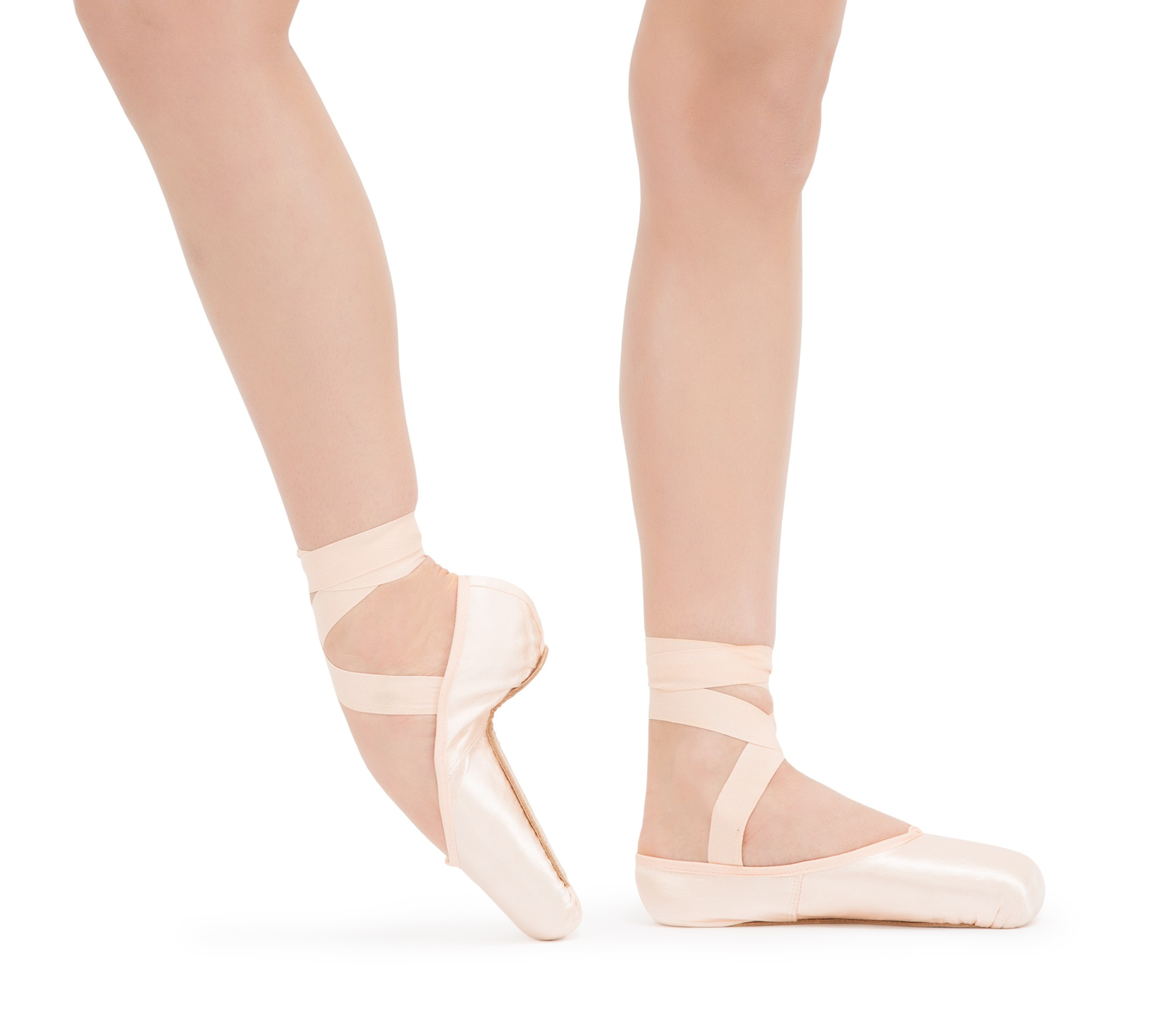 Alicia pointe shoes - Medium box Medium sole