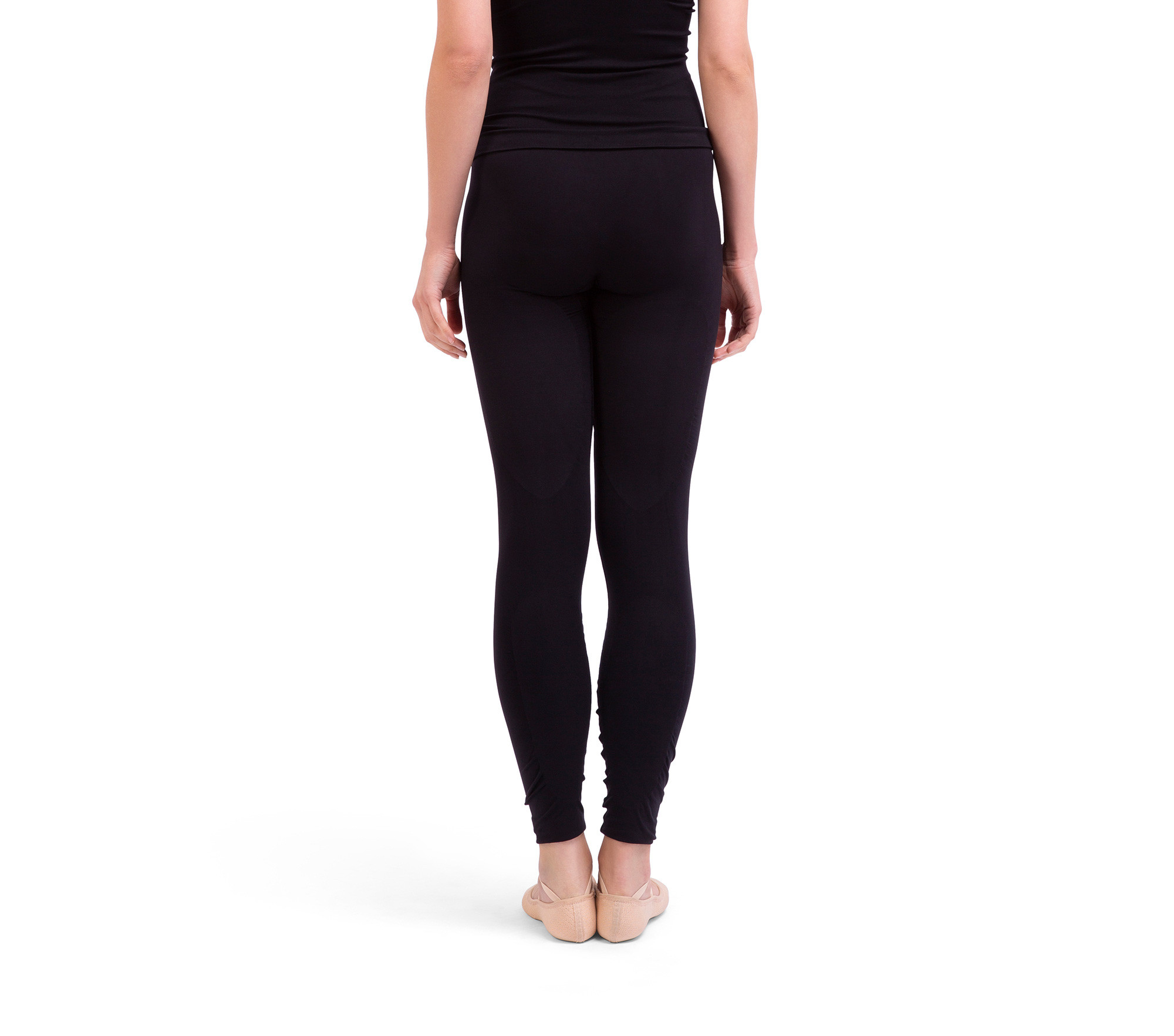 Seamless posture leggings