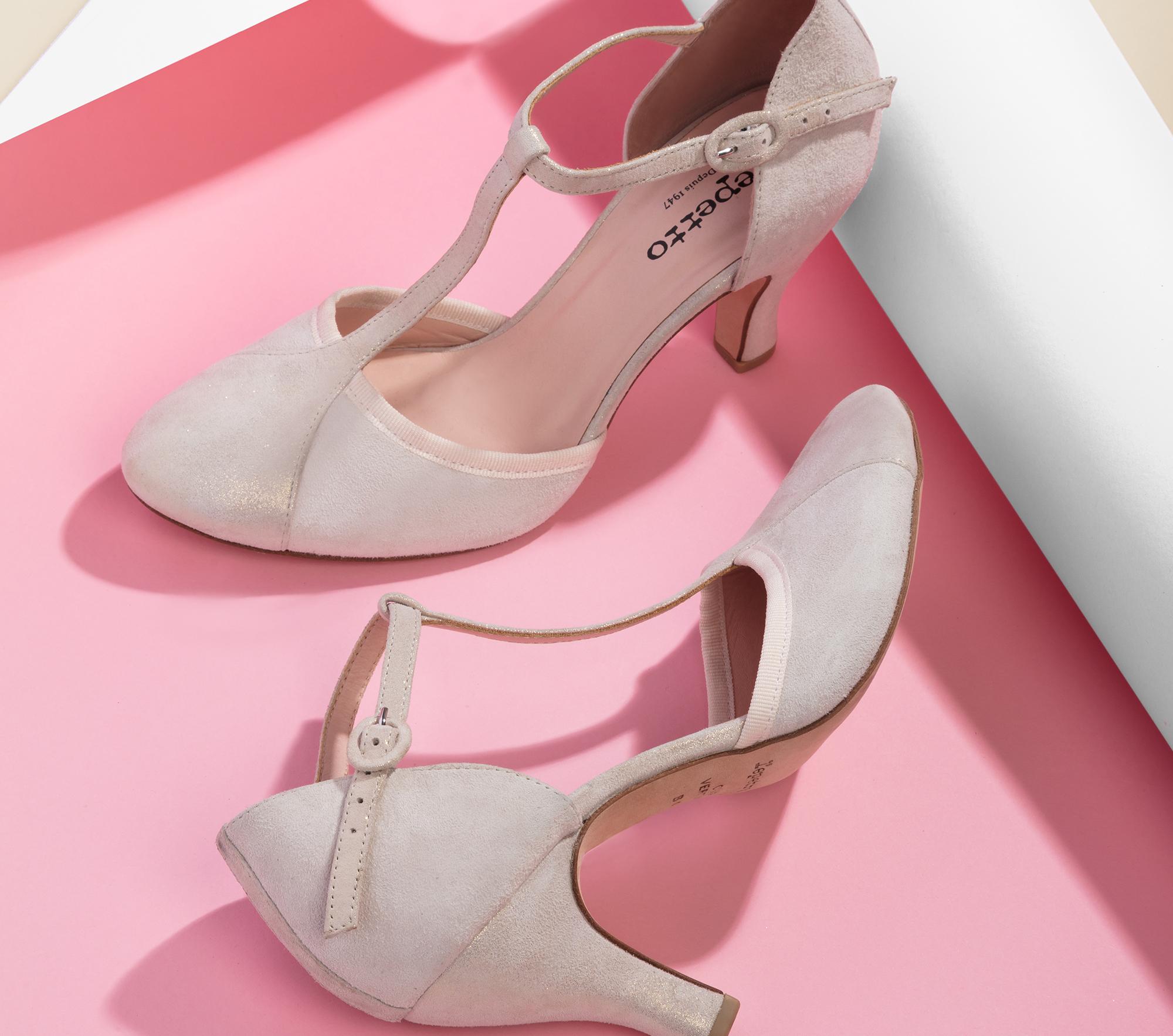 Baya T-strap shoe