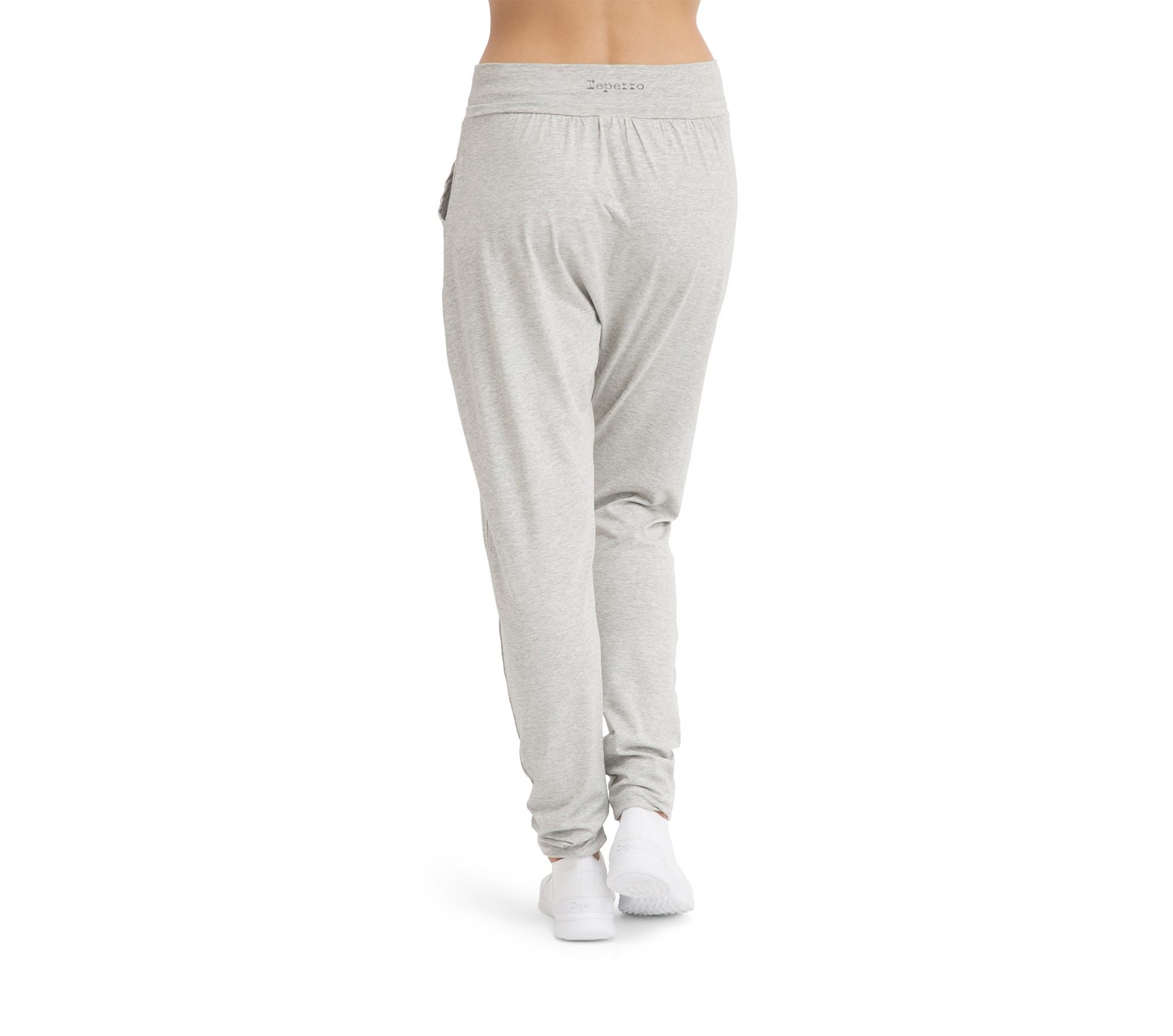 Viscose harem pants