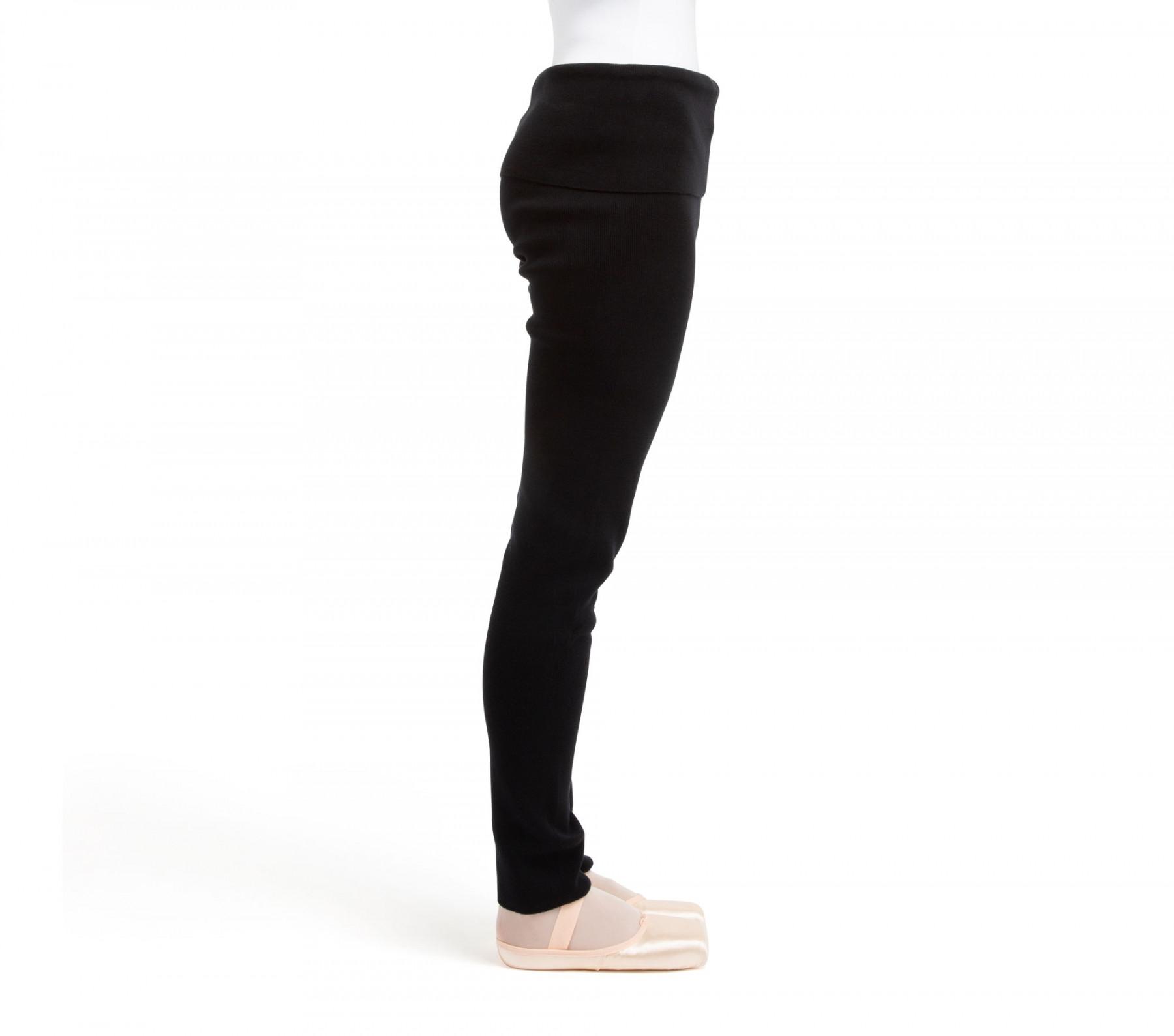 Gestrickte AufwArm-Leggings
