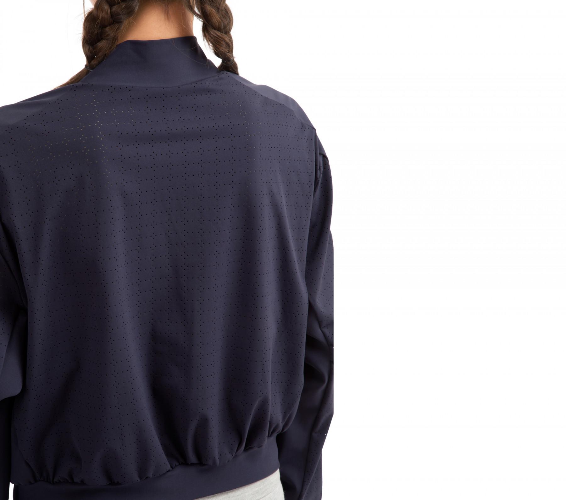 Perforierte Jacke hochelastisch