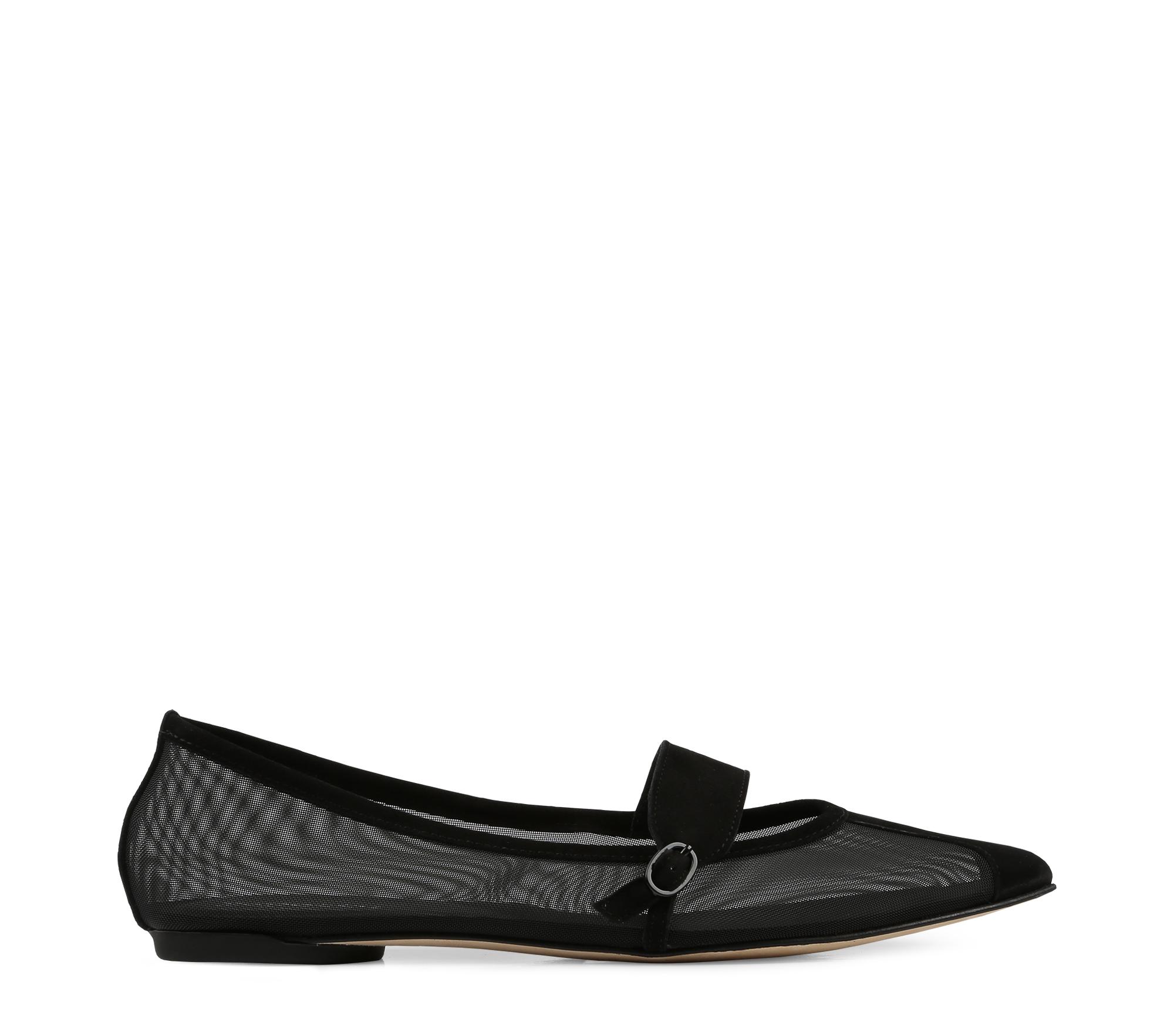 Mytrendshoe Damen Slipper Slip Ons Stoff Ballerinas Freizeit Schuhe Flats 817263, Farbe: Schwarz, Größe: 37