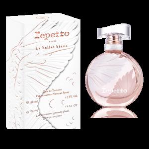 Das weiße Ballett, der neue parfümierte Repetto-Akt 50 ml