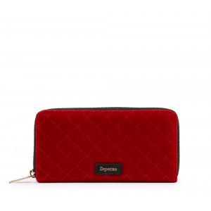 Reißverschluss Brieftasche