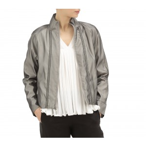 Kurze Jacke Shiny Light