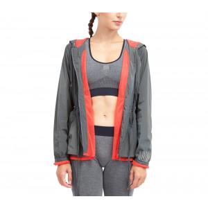Technische Jacke aus Nylon-Stretch