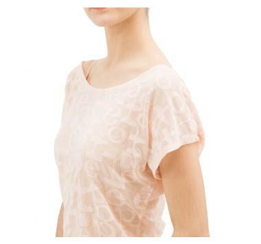 T-Shirt Transparenz Repetto