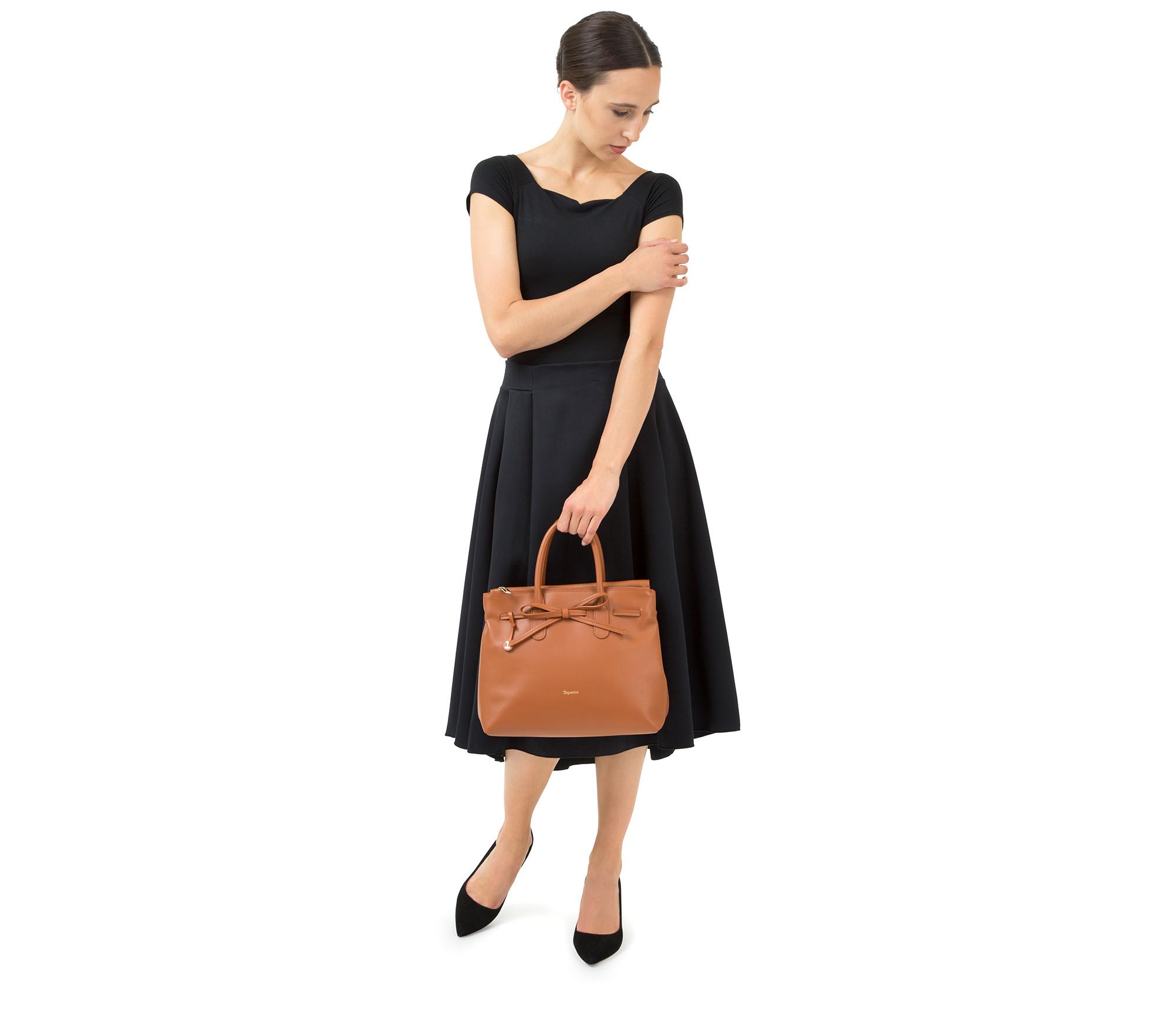 Arabesque Tasche mit Reißverschluss