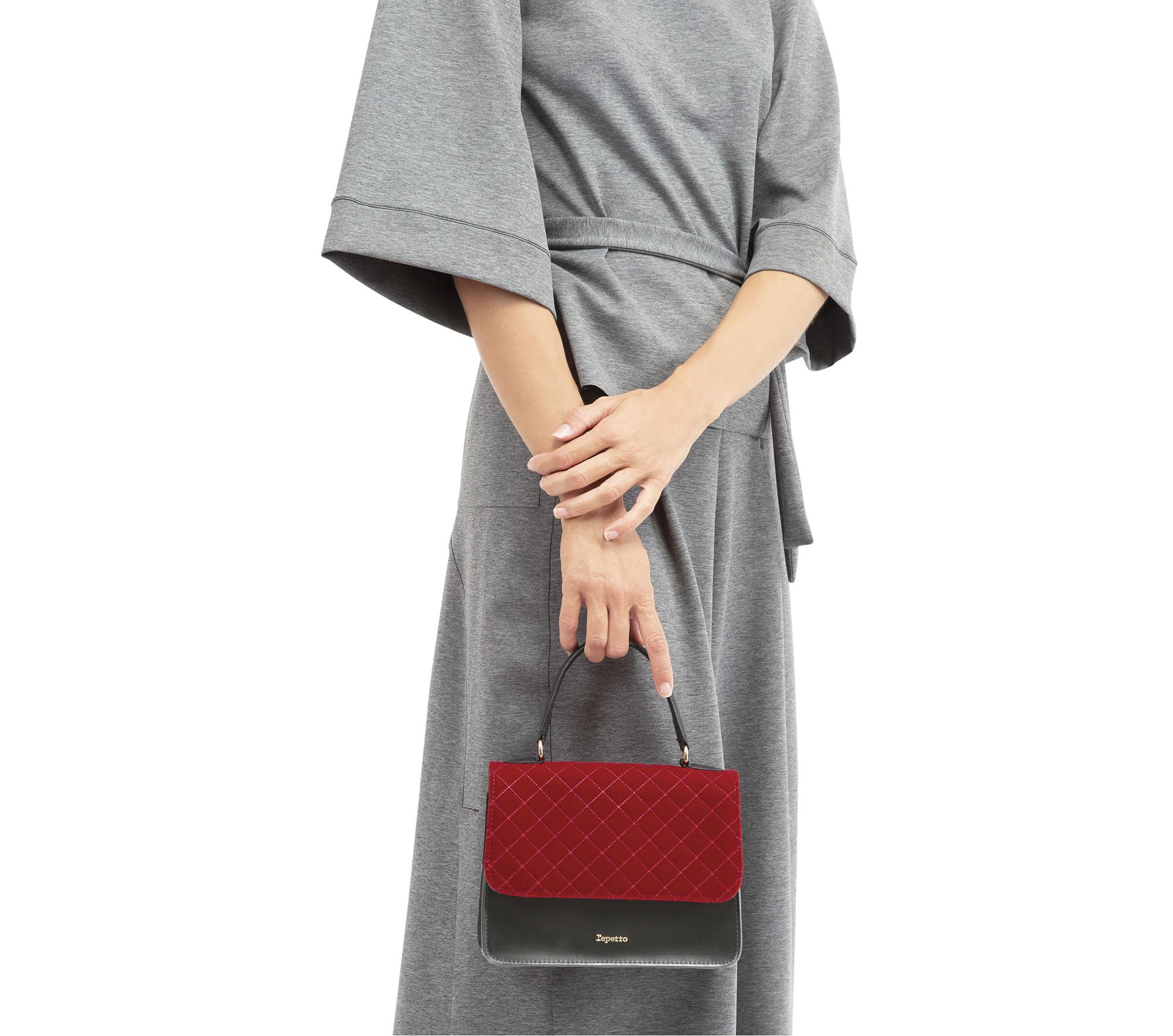 Double Jeu Tasche Kleines Modell