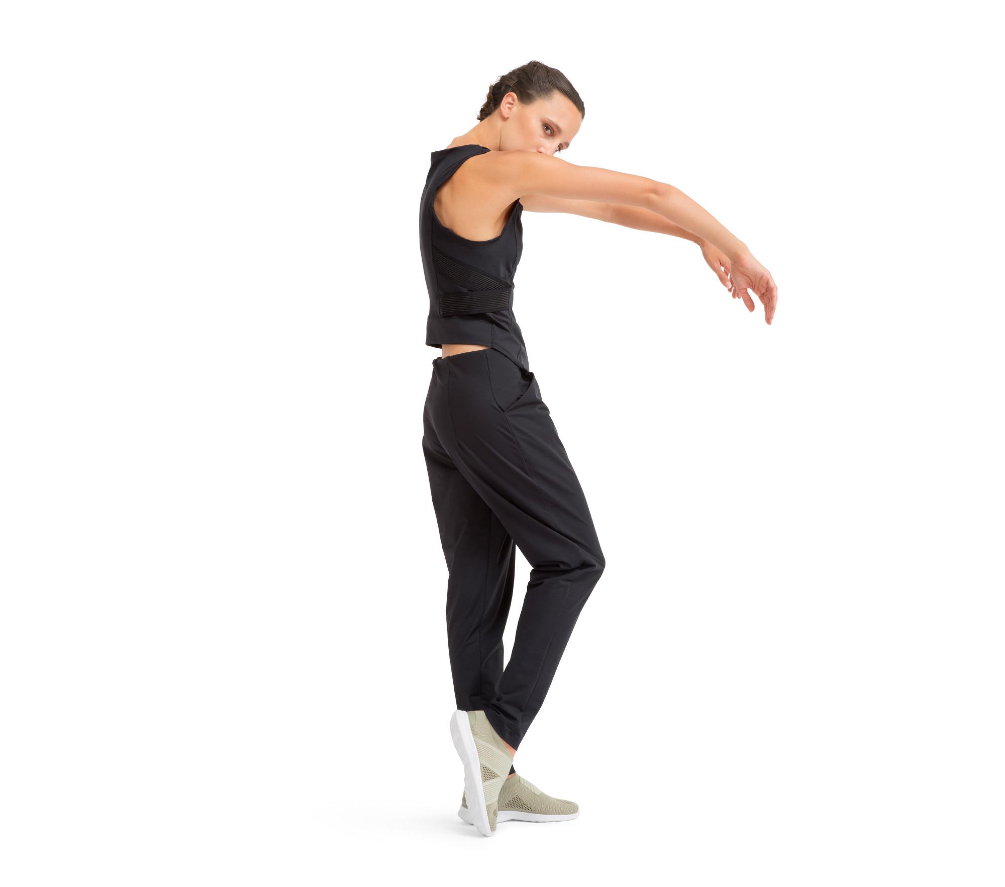 Hohe Taille Stretch Hose