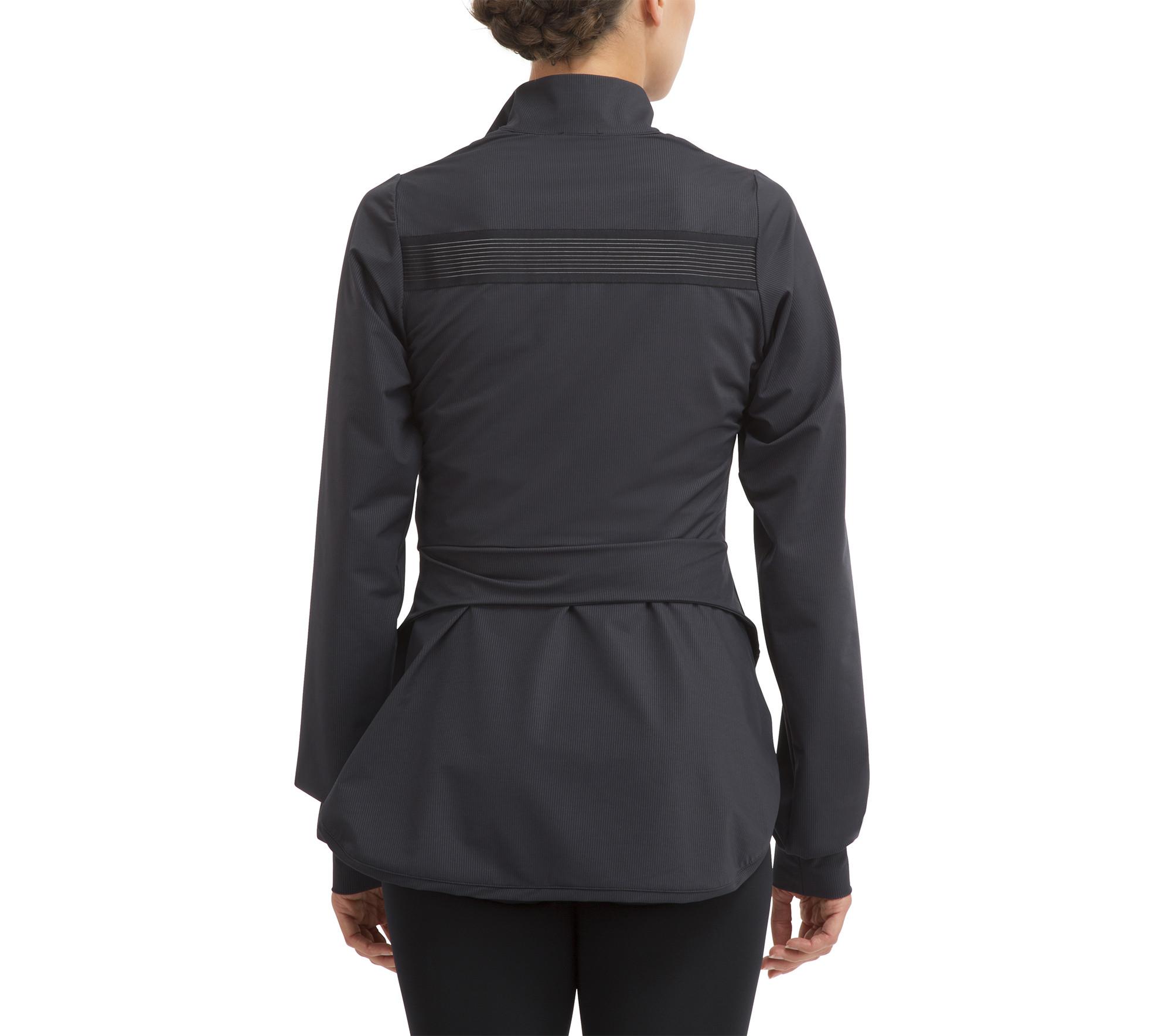 Hemdjacke aus Stretch