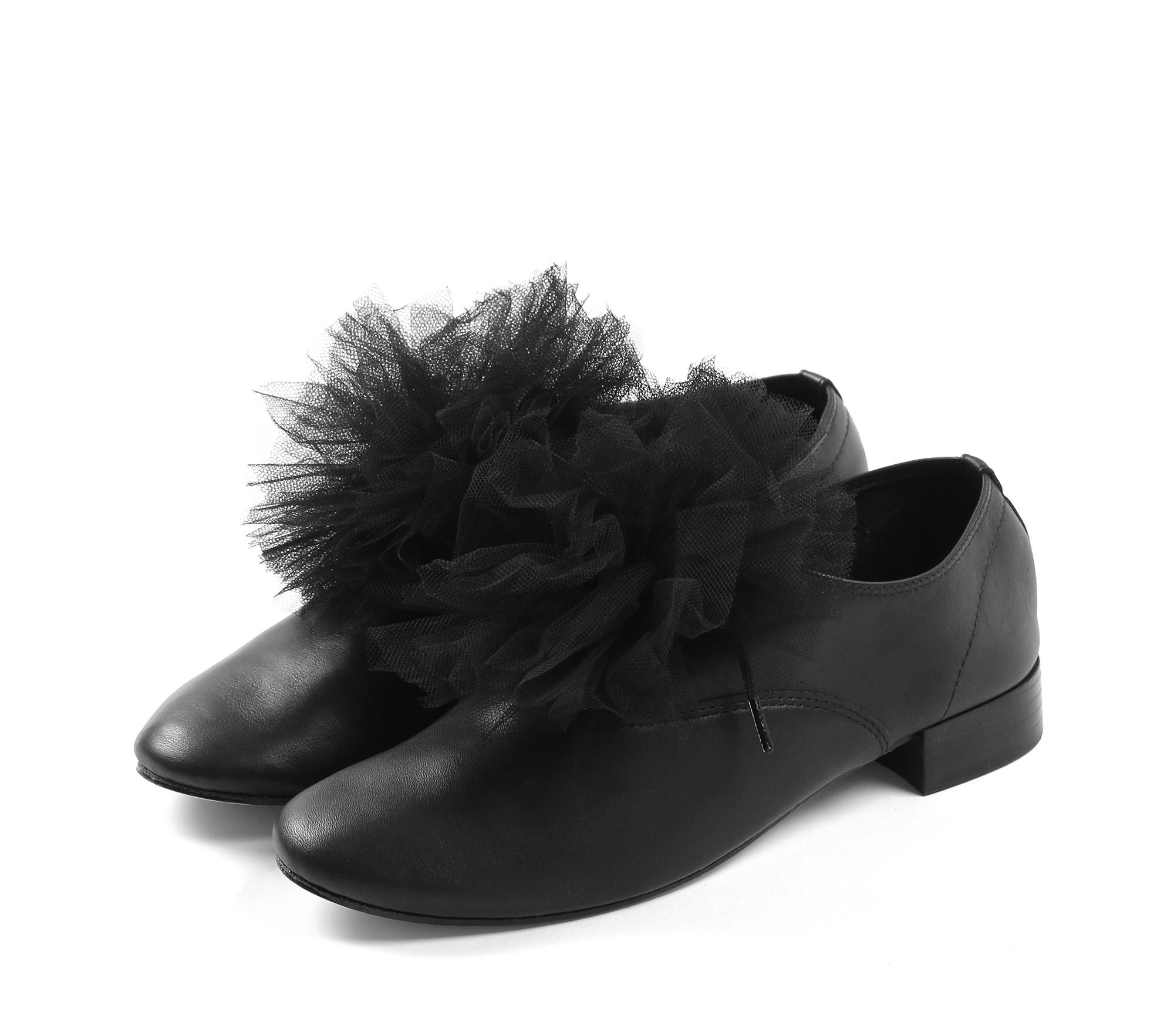 Zizi Oxford-Schuhe / Karena Lam x Repetto