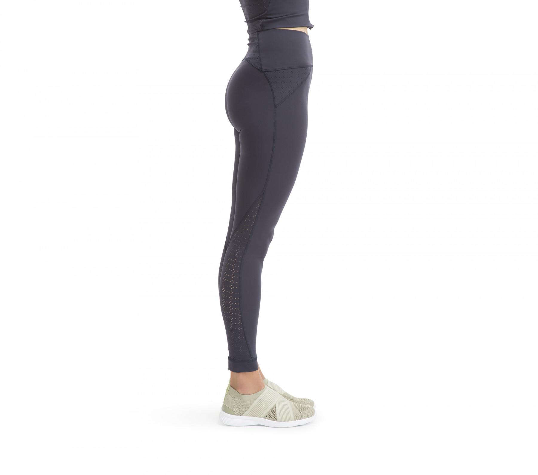 Leggings a vita alta high stretch