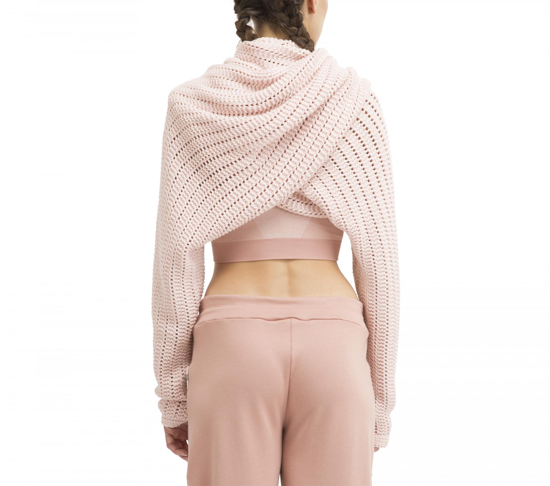 Scaldaspalle in maglia 3D traforata