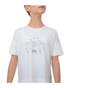 Maglietta decoro bambino