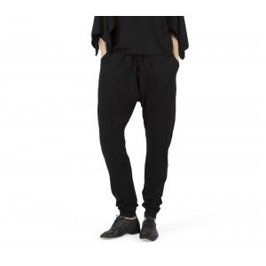 Pantaloni sarouel in viscosa morbida
