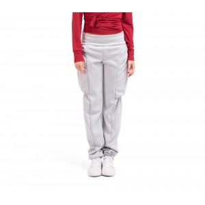 Pantalone da riscaldamento in felpa con morbido interno