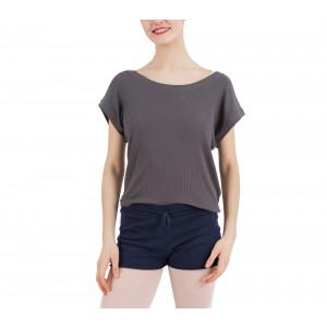 Maglietta da annodare in modal