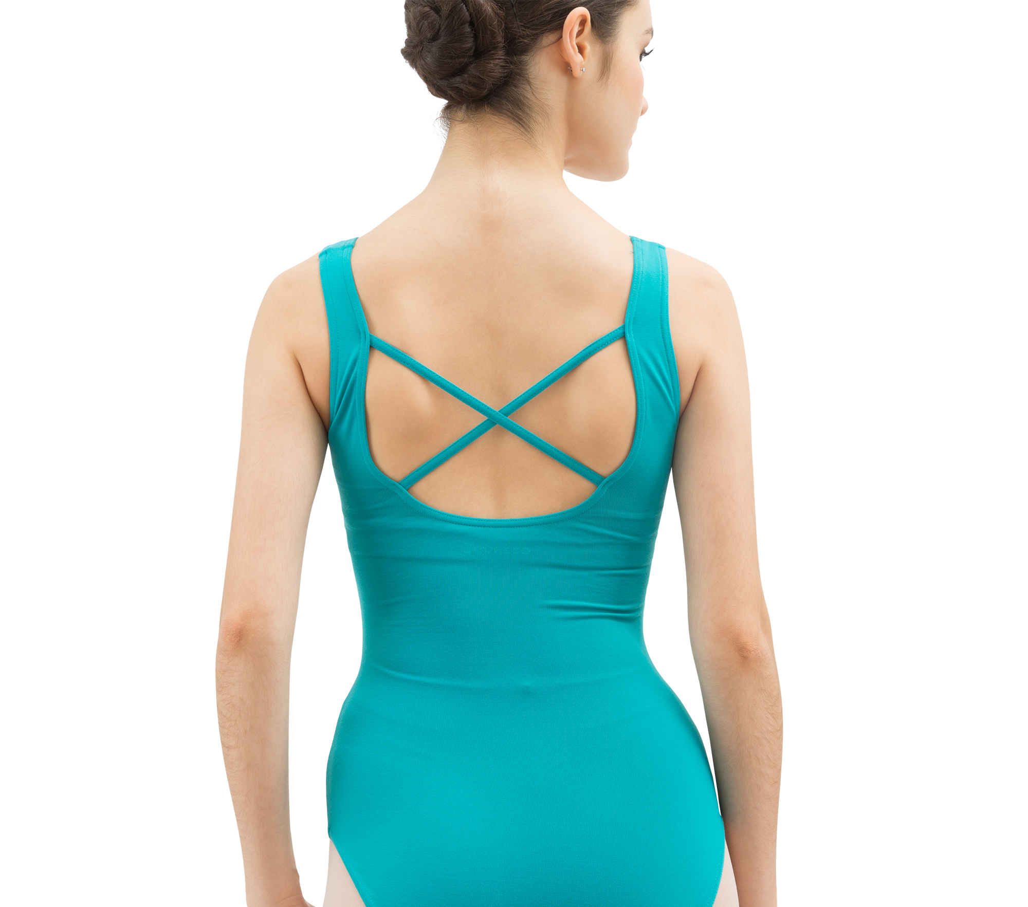 Body con spalline larghe