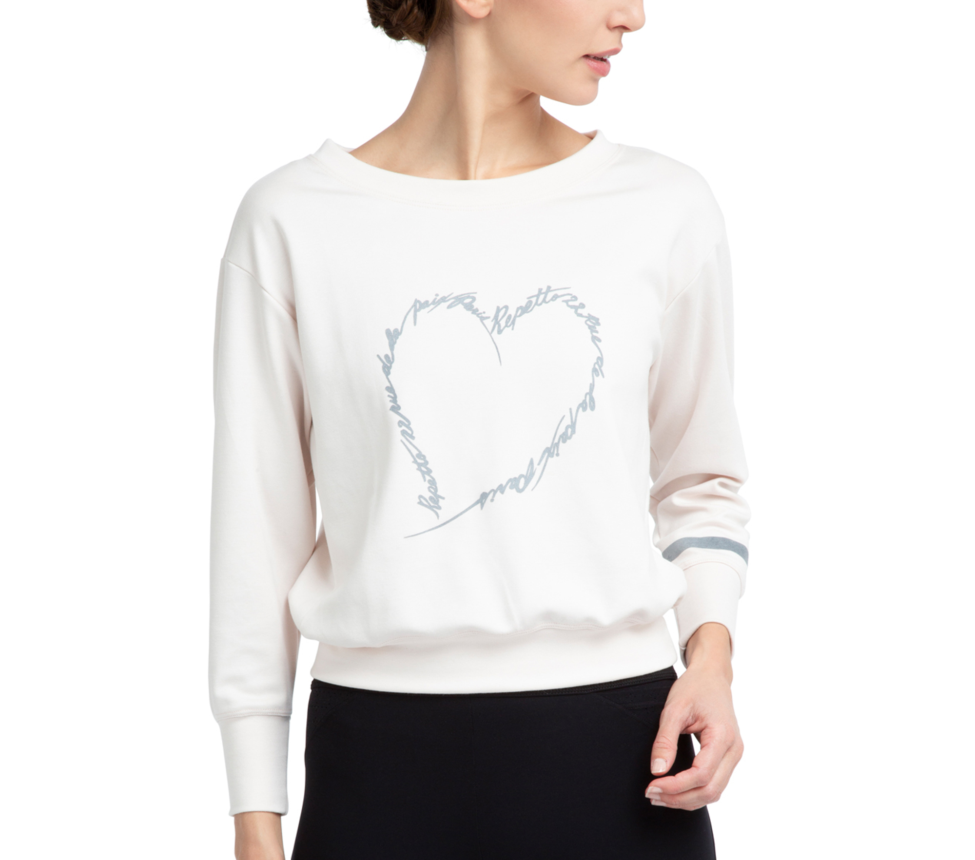 "Pullover ""We love Repetto"""