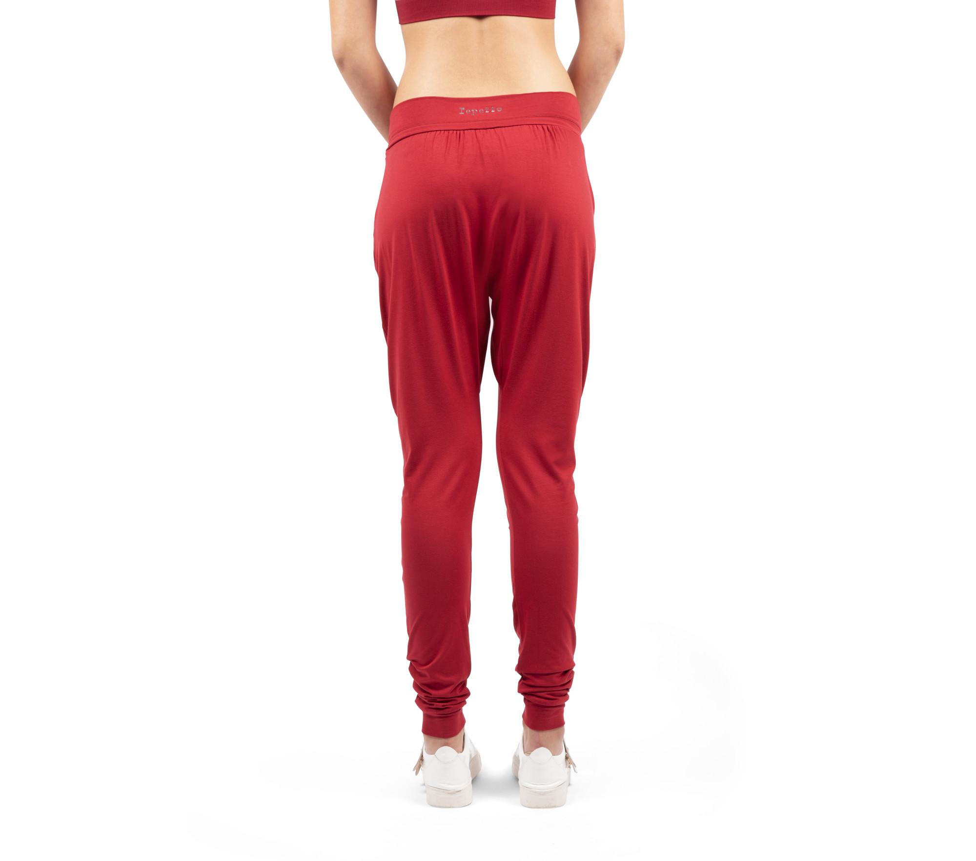 Pantalone forma sarwil in viscosa