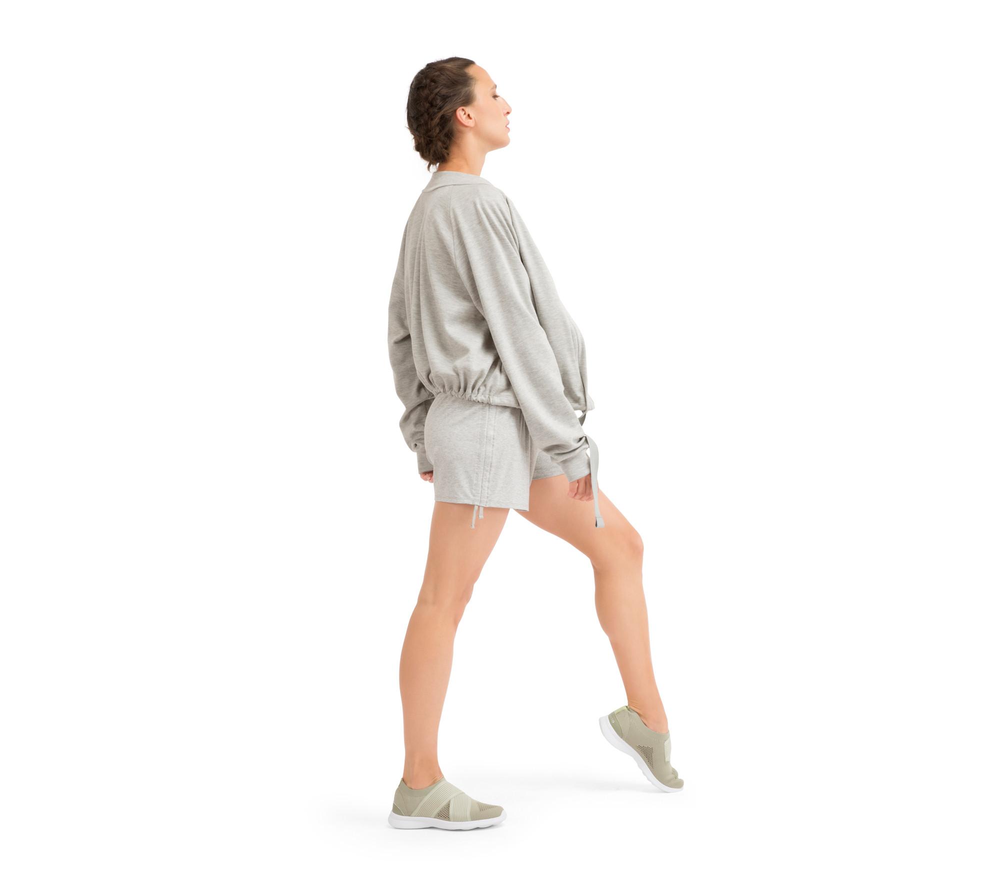 Pantaloncini corti in viscosa