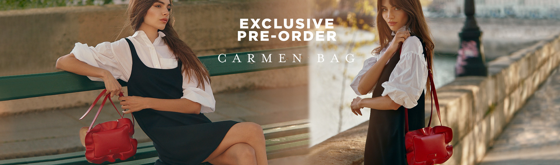 Exclusive Pre-Order Carmen bag