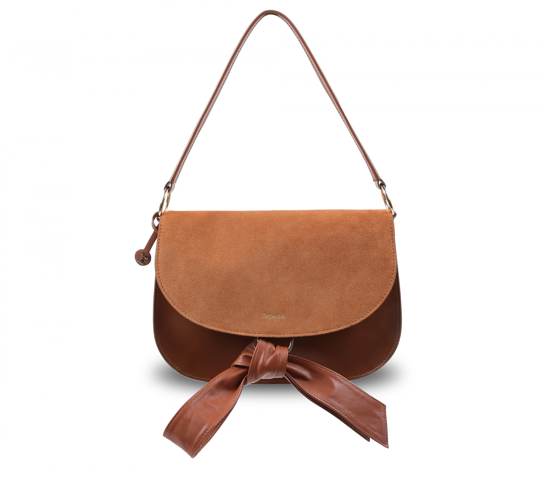 Chorus Saddlebag - Cognac Brown
