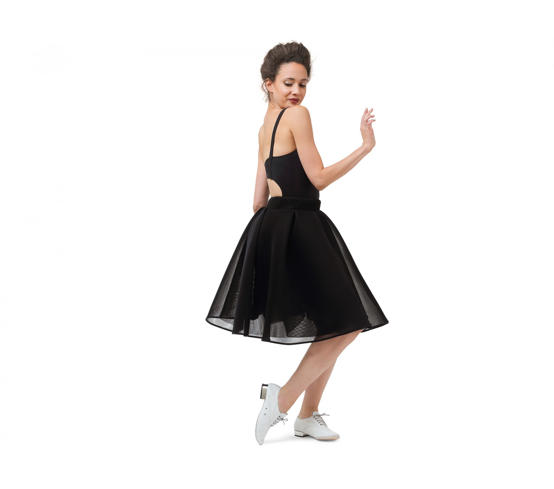 3D technical skirt